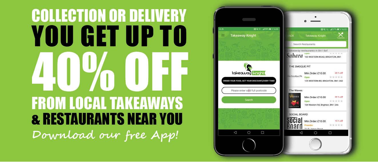 Takeaway Knight - Online Food Order Image